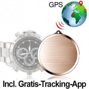 GPS-Peilsender zum Orten von Fahrzeugen, Personen, Gepäckstücken.